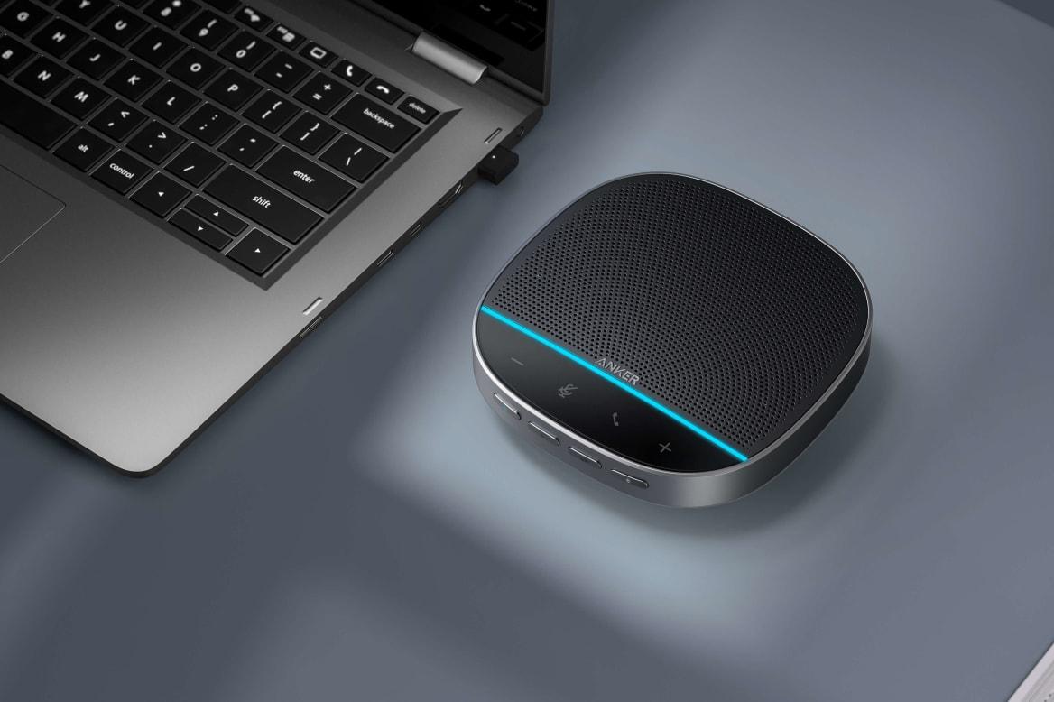 AnkerWork: Smarte HD-Webcam & Konferenzlautsprecher techboys.de • smarte News, auf den Punkt!