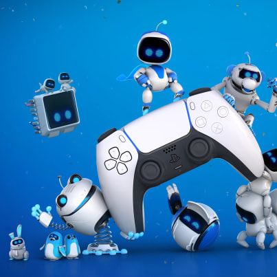 Astro's Playroom PS5 - ein Stern geht heimlich auf techboys.de • smarte News, auf den Punkt!