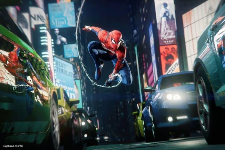 PS5 Upgrade von Marvel's Spider-Man Remastered mit Raytracing & 60 FPS techboys.de • smarte News, auf den Punkt!