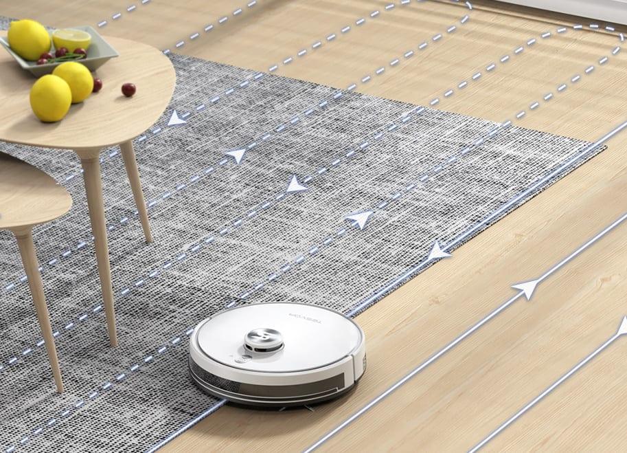 Tesvor S6 Turbo Test: Lidar schont Möbel, App strapaziert Geduld techboys.de • smarte News, auf den Punkt!