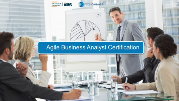 New Agile business analyst certification by