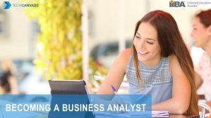 Becoming a business Analyst