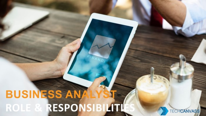 business analyst roles and responsibilities