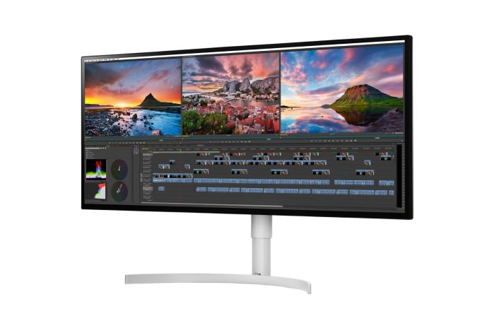 LG unveils three new PCMonitors that brings intense HDR and ultra-wide 5K, featuringNano IPS technology techcresendo