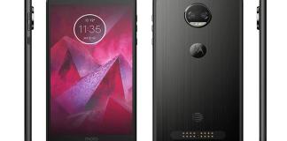 Motorola Moto Z2 Force with rear dual cameras launching soon