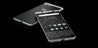 BlackBerry launched it's flagship handset BlackBerry KEYone With Hardware QWERTY Keyboard in India at Rs 39,990