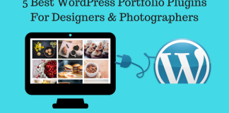 5 Best Free & Premium Wordpress Portfolio Plugins For Designers & Photographers