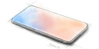 Lenovo Z5 smartphone sketch Revealed in New Teaser; No notch, no bezels