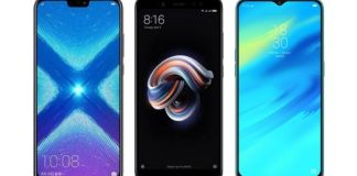 Honor 8X vs Redmi Note 5 Pro vs Realme 2 Pro: Price, Specs And Features Compared