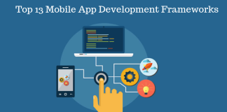 Top 13 Mobile App Development Frameworks in 2019