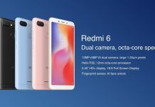 Xiaomi Redmi 6 First Sale Today: At 12 PM Via Fllipkart, Mi.com