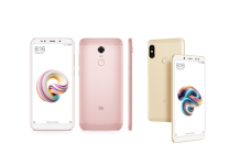 Xiaomi Redmi Note 5, Note 5 Pro Launched In India at Starting Price of Rs. 9,999.