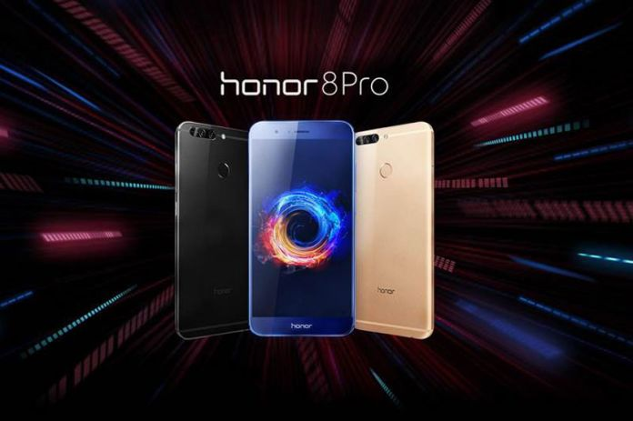 Huawei Honor 8 Pro launched in India: Specs, price, availability