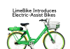 LimeBike Introduces Electric-Assist Bikes To Seattle