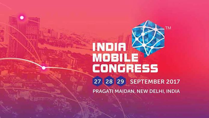 India Mobile Congress 2017 to start today: Here's everything you need to know