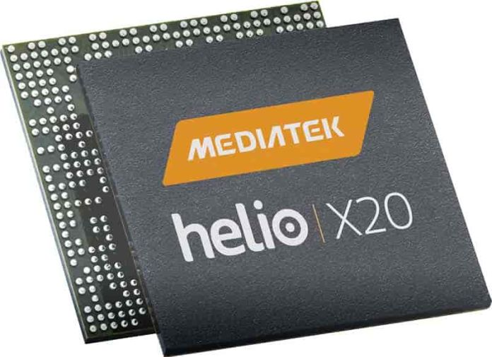 MediaTek's 10-Core Helio X20 Ships Next Month; MediaTek Helio X25 10-core chipset unveiled