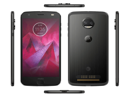 Motorola Moto Z2 Force with rear dual cameras launching soon