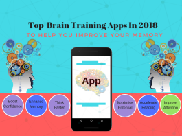 Top 5 Brain Training Apps In 2018- To Help You Improve Your Memory