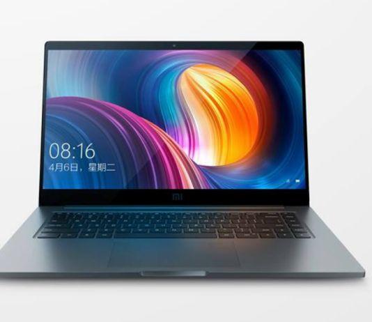 The Xiaomi Mi Notebook Pro rival of Apple's Mac Book Pro