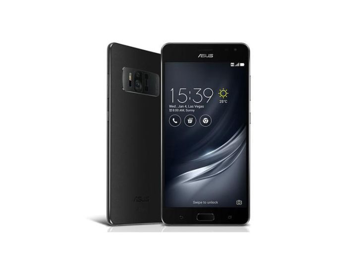Asus ZenFone AR - ASUS launched first AR smartphone with Google Tango at ₹49,999