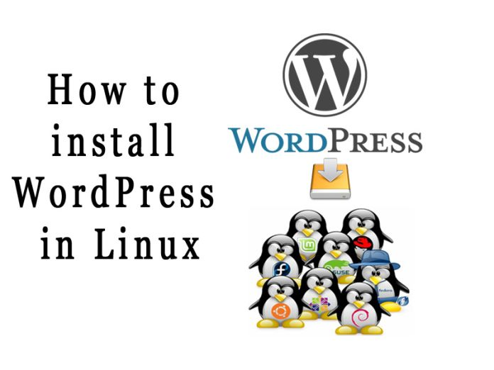 How to install WordPress in Linux Mint