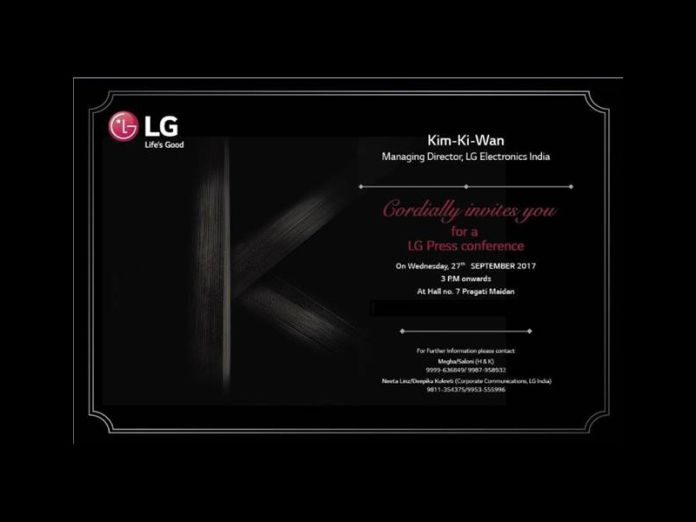 LG to launch K series smartphones at Indian Mobile World Congress 2017