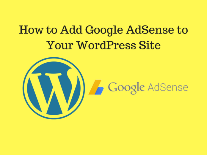 How Add Google AdSense to Your WordPress Site