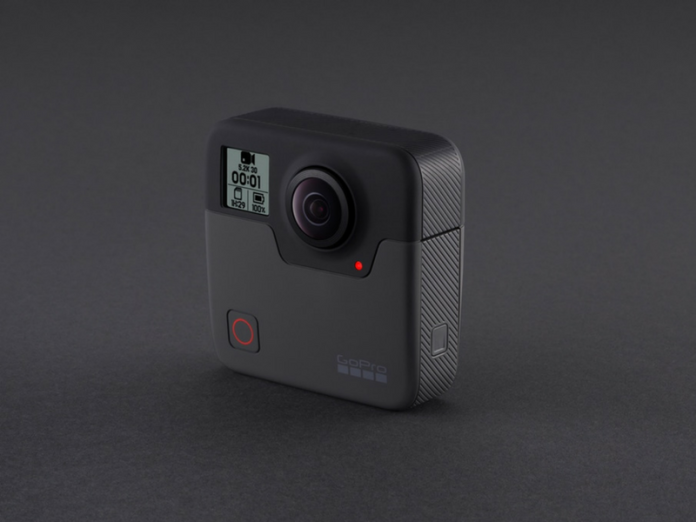 GoPro Fusion 360-degree Action Camera With 5.2K Support Launched at Rs 60,000