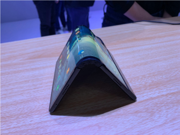 The Royole FlexPai is the world's first foldable phone with Snapdragon 8150