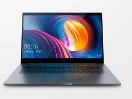 The Xiaomi Mi Notebook Pro rival of Apple's Mac Book Pro