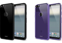 Google Pixel 2 and Pixel 2 XL cases on Amazon may show Google's new designs