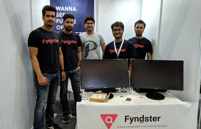 Fyndster | A Smart Contact Book for managing contacts for you and your business