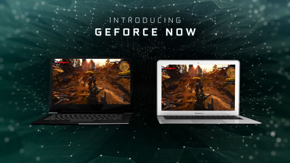 Nvidia's GeForce Now Cloud Gaming service comes to PC and Mac in