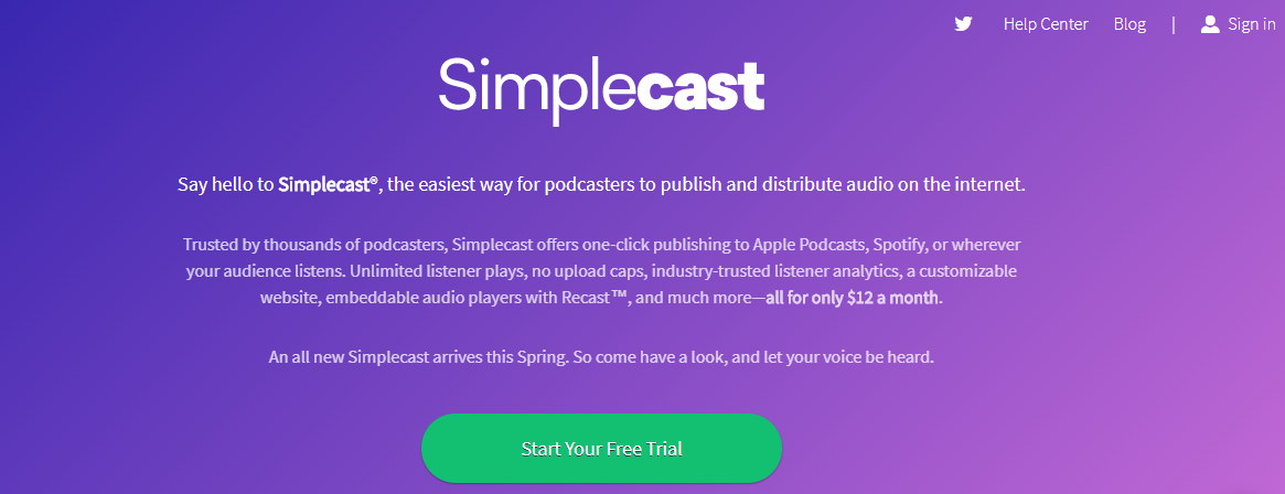 Best Distribution And Hosting Services For Podcast In