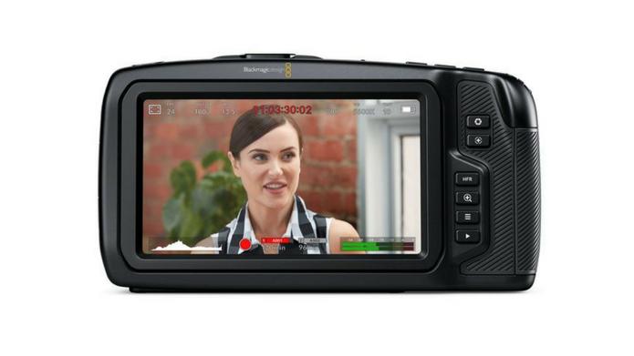 Blackmagic Design: Introduced New Pocket Cinema Camera For 4K video