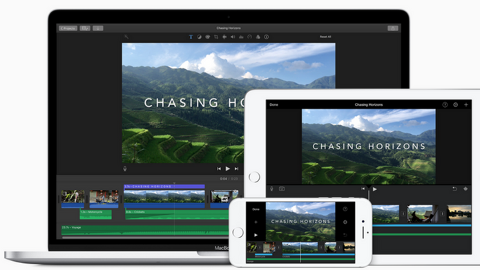 iMovie Update: Apple Updated iMovie for iPhone X and Adopts Metal for Graphics Processing