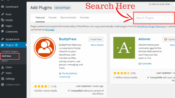 How To Install WordPress SEO plugins - Beginners Guide