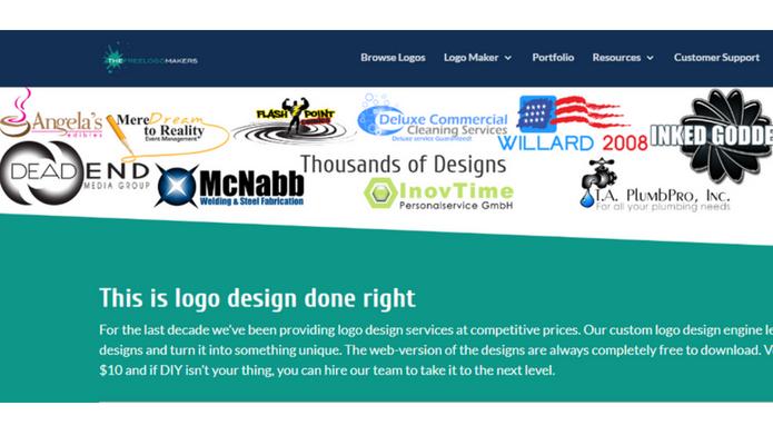 8 Best Free Online Logo Maker Websites In 2018