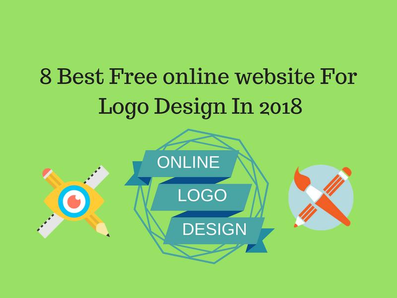 8 Best Free Online Logo Maker Websites In 2018 Techcresendo