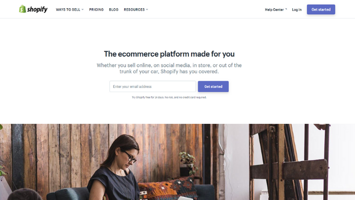 How To Create Ecommerce Website With Shopify- Build An Online Shop