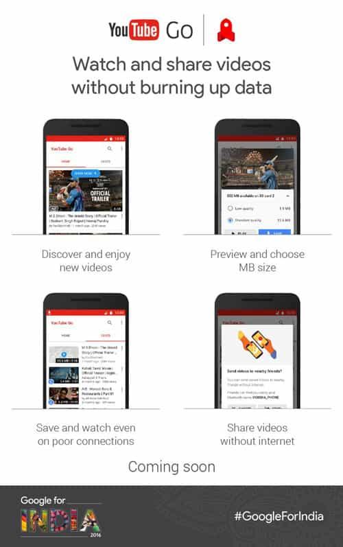 Google turns 18, announces YouTube Go, Google Station for India - A big step towards Digital India