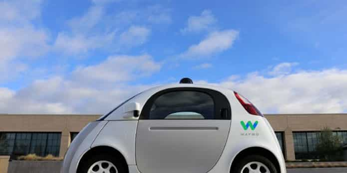Google's Waymo – Google's self-driving car company