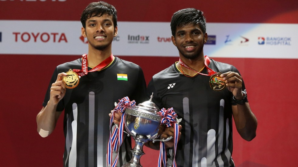 Rankireddy & Chirag Shetty, Big Potential for Indian Badminton