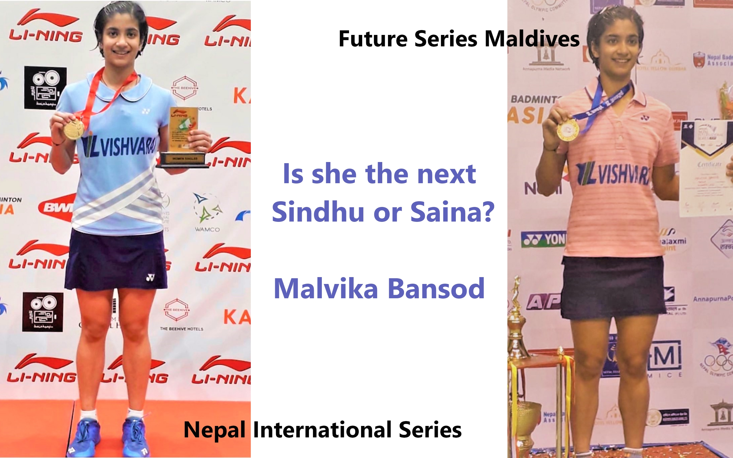 Rising Star Malvika Bansod - Next Sindhu or Saina?