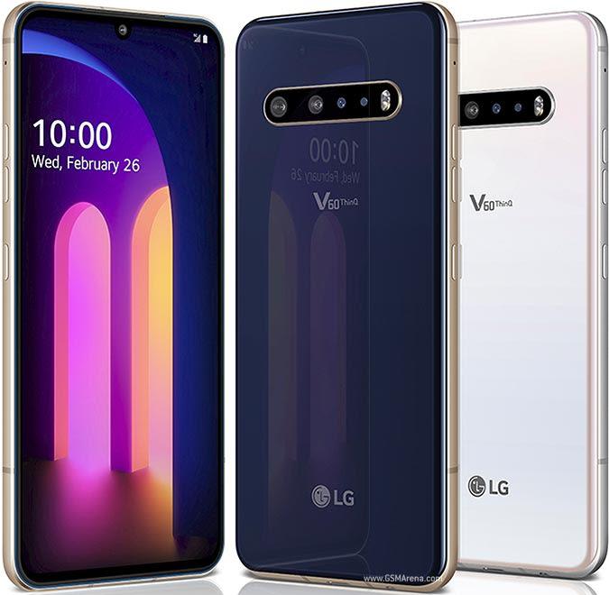 LG V60 THINQ image
