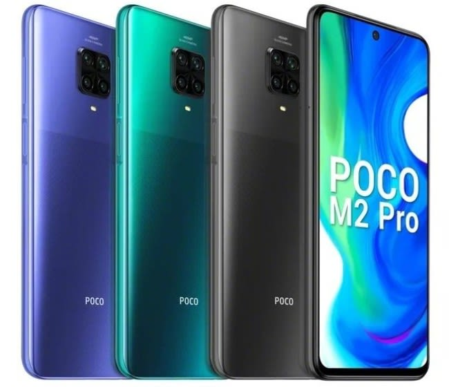 Poco M2 Pro image