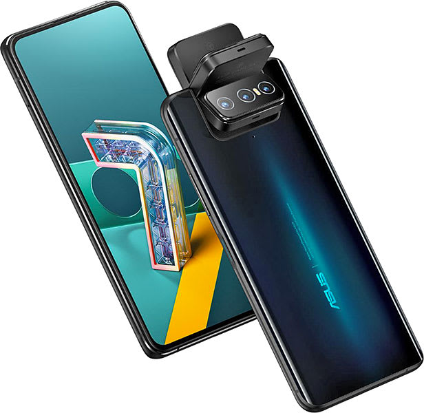 Asus Zenfone 7 Pro image