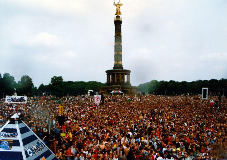 Love Parade Berlin 2020