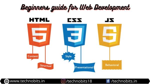 How to start Web Development ? Every beginner first question…