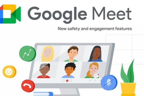 How to enable Noise-Cancelling feature on Google Meet